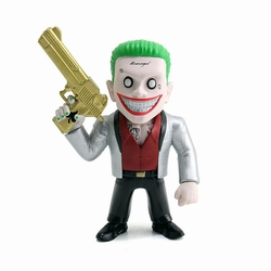 Suicide Squad Metals Die Cast Figur The Joker Boss