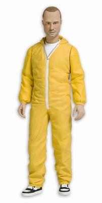 Breaking Bad Actionfigur Jesse Pinkman gelber Anzug