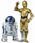 Star Wars Figuren Set - C-3PO & R2-D2