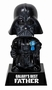 STAR WARS WACKELKOPF-FIGUR DARTH VADER - GALAXY'S BEST FATHER Headknocker