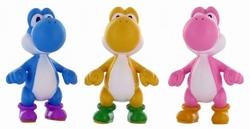 Yoshi Figuren Set