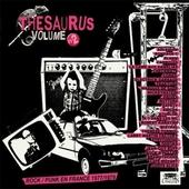 VARIOUS ARTISTS - Thesaurus Vol. 2 Rock/Punk en Le France 1977/1979