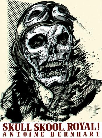 MOLLUSK 08 - Skull Skool Royal