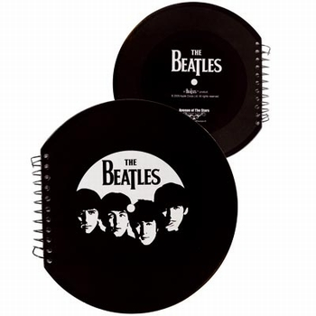 Notizbuch Beatles - Graphic