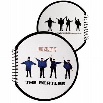 Notizbuch Beatles - Help!