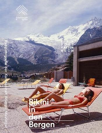 Bikini in den Bergen