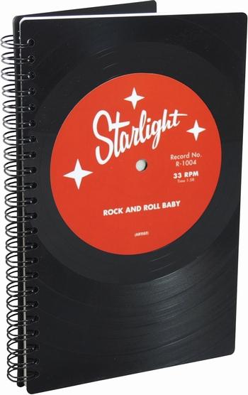 Phonoboy Notizbuch Vinyl - Starlight