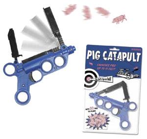 Pig Catapult