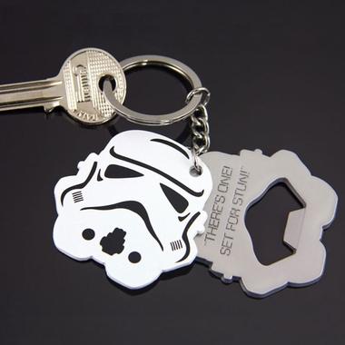 Stormtrooper Schlüsselanhänger mit Flaschenöffner - Star Wars