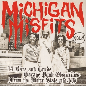 VARIOUS ARTISTS - Michigan Misfits Vol. 1
