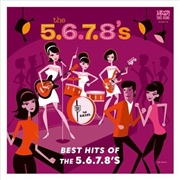 5.6.7.8.'s - Best Hits Of The