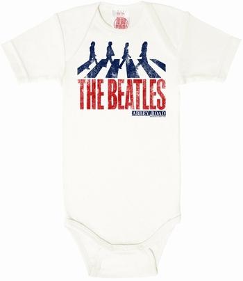Babybody - Beatles - Vintage Abbey Road - Beige