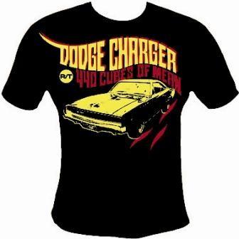 Dodge-440-Magnum Shirt