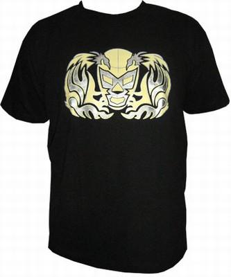 Lucha Libre Shirt - Dr. Wagner Gallos - Black