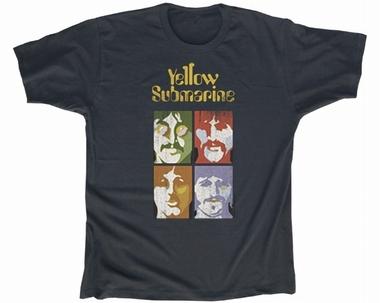 Beatles Men Shirt - Yellow Submarine