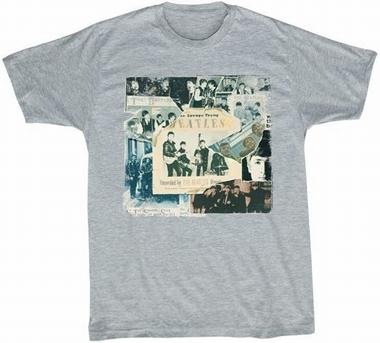 Beatles Men Shirt - Anthology 1