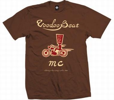 MC Voodoobeat - Men Shirt - brown