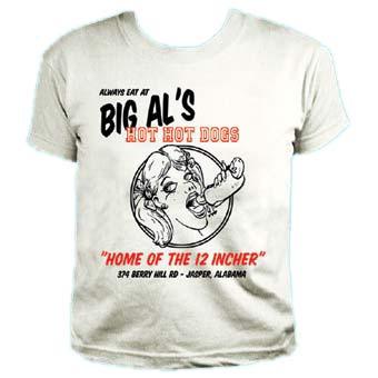Big Als Hot Hot Dogs