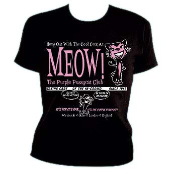 MEOW - The Purple Pussycat Club