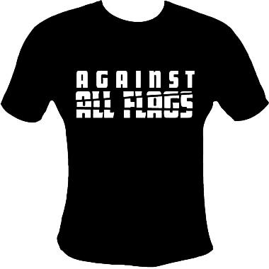 Against all flags Shirt