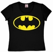 LOGOSHIRT - BATMAN LOGO - GIRL SHIRT