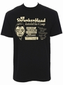 THE SHRUNKEN HEAD SHIRT BLACK - MEN