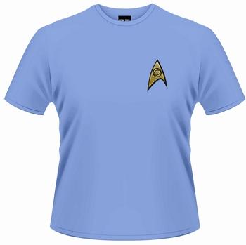 Star Trek Shirt Science Wisssenschaft