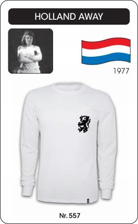 Holland Niederlande Retro Trikot