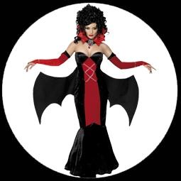 kost me von k 39 n 39 k gothic vampir kost m damen costumes. Black Bedroom Furniture Sets. Home Design Ideas