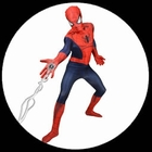 Spiderman Morphsuit - Digitales Kostüm