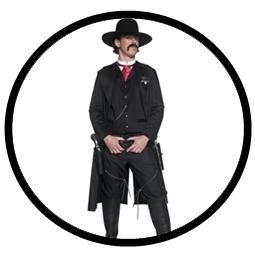 Western Sheriff Kostüm - Klicken für grössere Ansicht