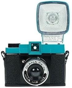 Lomography Kamera Diana F+ Blitz