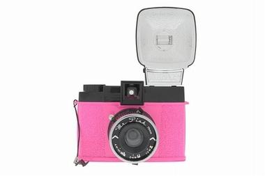 Kamera Diana F+ -  Mr. Pink