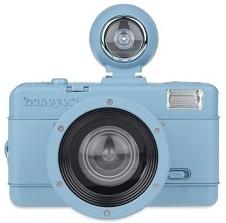 Lomography Fisheye 2 Kamera Faded denim