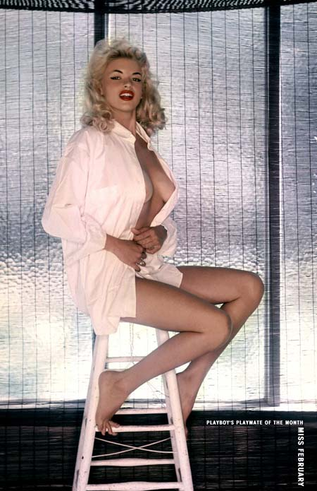 Jayne Mansfield - Playmate of the month