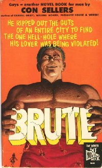 Pulp Fiction Covers - Brute