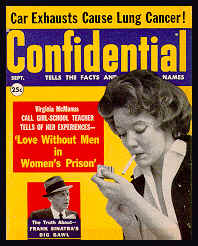 Pulp Fiction Covers - Confidential