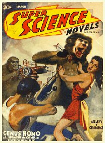 Pulp Fiction Covers - Super Science