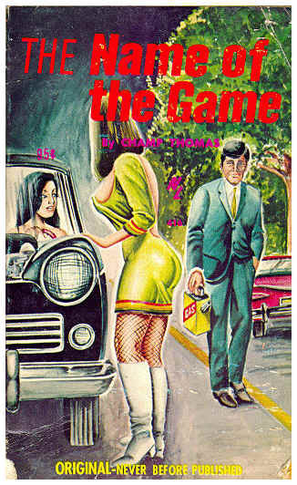 Pulp Fiction Covers - The Name of the Game