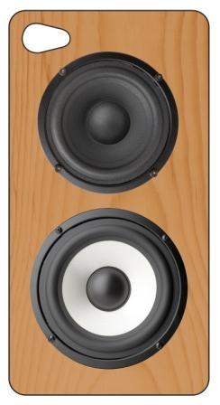 Lautsprecher Iphone 4 Cover