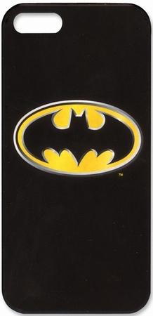 Batman Classic Logo iPhone 5 Cover Handyschutzhülle