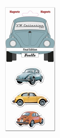 VW Beetle Magnetset - Final Edition