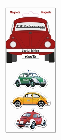 VW Beetle Magnetset - Special Edition