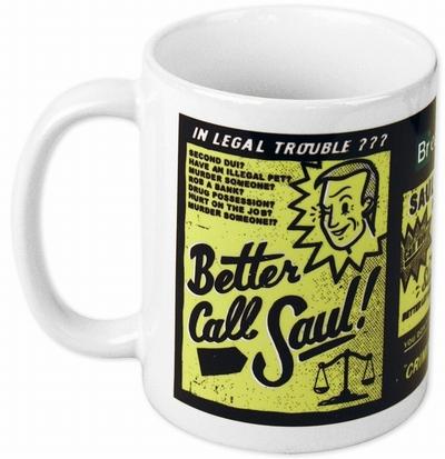 Breaking Bad Tasse Better Call Saul