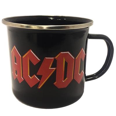 Camping Tasse - AC/DC (Logo)