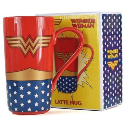 Latte Tasse - Wonder Woman (Stars)
