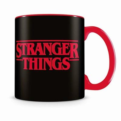 Stranger Things Tasse Logo