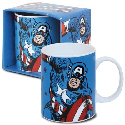 Captain America Tasse Marvel