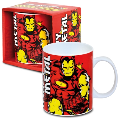 Iron Man Tasse Marvel