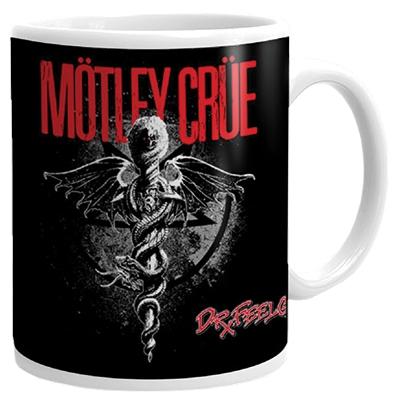 Tasse - Mötley Crüe (Dr. Feelgood)